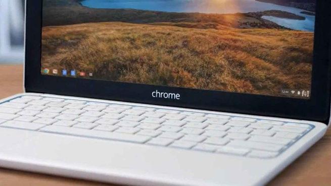 Aplicaciones Chromebook