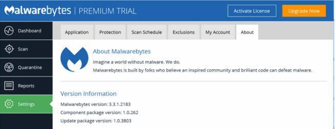 malwarebytes premium trial
