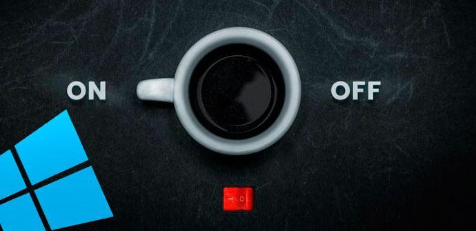apagar pantalla