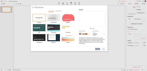 crear powerpoint online