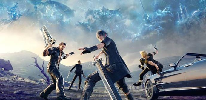 Final Fantasy XV Imagen