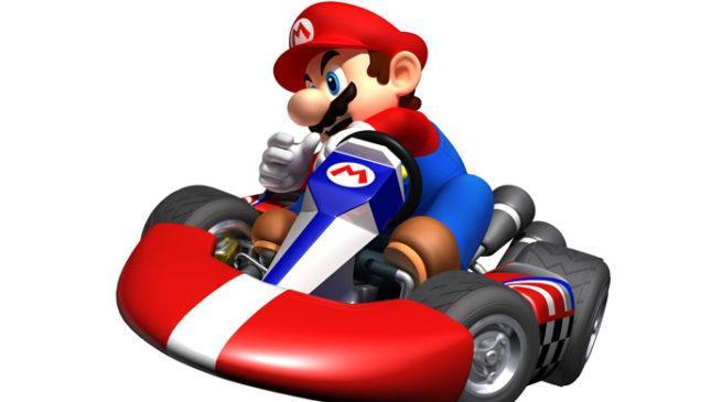 Mario Kart iOS