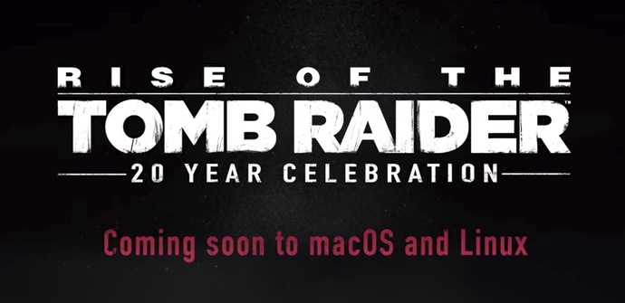 Rise of the Tomb Raider Linux macOS