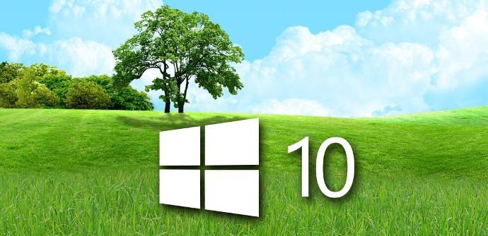 Windows 10 Spring Creators Update Fondo Primavera
