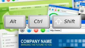 Cómo abrir tus webs favoritas con atajos de teclado