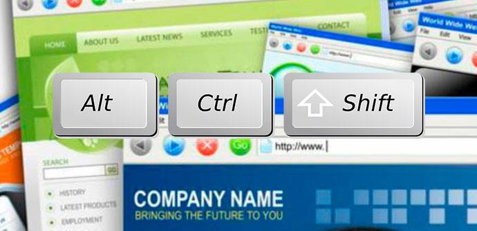 Ver noticia 'Cómo abrir tus webs favoritas con atajos de teclado'