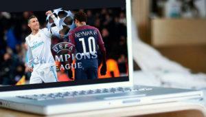 Cómo ver el Real Madrid – PSG de Champions desde el ordenador o el móvil