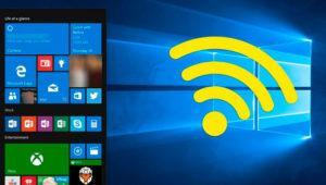 Cómo crear un informe de tu historial de conectividad WiFi en Windows 10