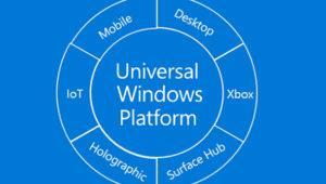 Este es el plan de Microsoft para potenciar el desarrollo y uso de las UWP de Windows 10