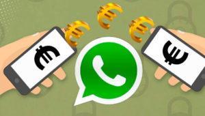 WhatsApp Payments permite enviar y recibir dinero desde WhatsApp