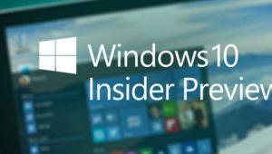 Los usuarios Insider podrán probar las nuevas versiones de las apps de Windows 10 antes que nadie