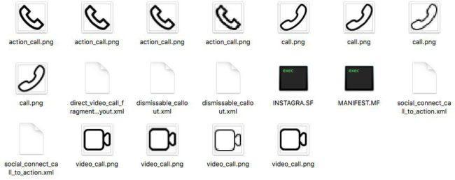 llamadas y videollamadas instagram