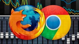 Ecualizadores para mejorar la música o audio que escuchas en Chrome o Firefox