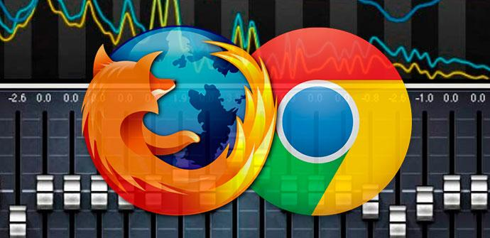 Ver noticia 'Ecualizadores para mejorar la música o audio que escuchas en Chrome o Firefox'