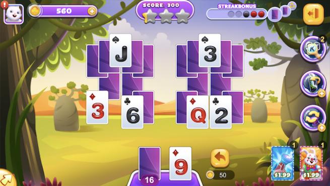 juegos de solitarios gratis para el móvil