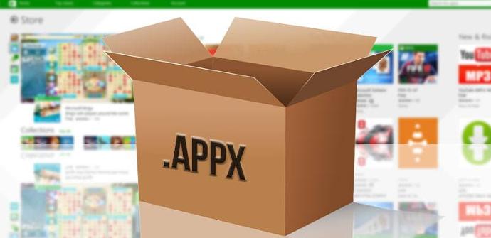 APPX Microsoft Store