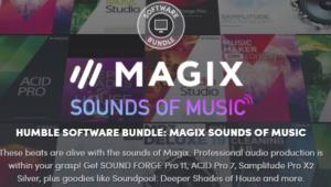 Humble Software Bundle: Consigue estas aplicaciones musicales valoradas en 1100 dólares por menos de 25 euros