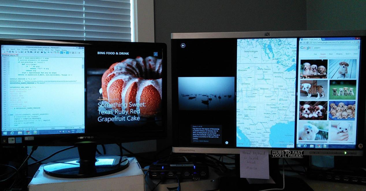 Monitores Windows