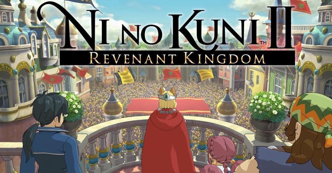 Ver noticia 'Ni no Kuni II: Revenant Kingdom llegará mañana sin DENUVO'