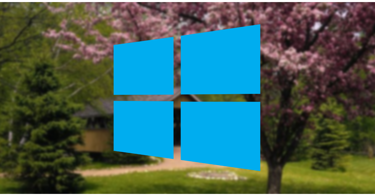 Primavera en Windows 10
