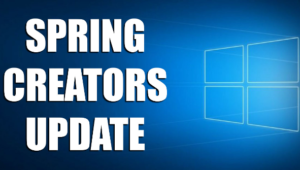 Windows 10 Redstone 4 Build 17115 podría ser la RTM de Spring Creators Update
