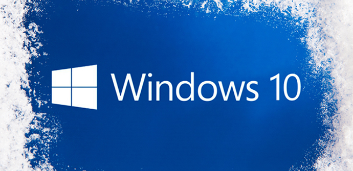 Windows 10 nieve