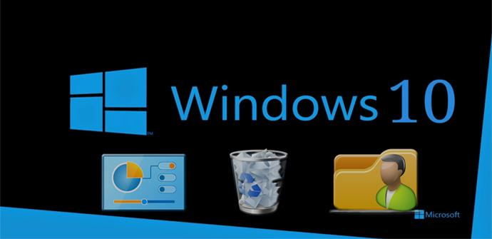 Iconos Windows 10