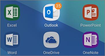 Office para ios y android