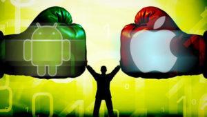 Veamos qué usuarios son más «leales» a su sistema operativo, los de Android o los de iOS