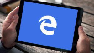 Microsoft apuesta por las tablets y lleva Edge a iPad y tablets Android
