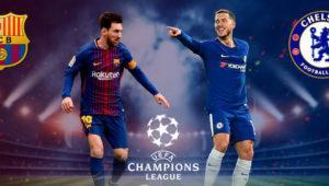 Cómo ver el Barca – Chelsea de Champions en directo desde el ordenador o el móvil