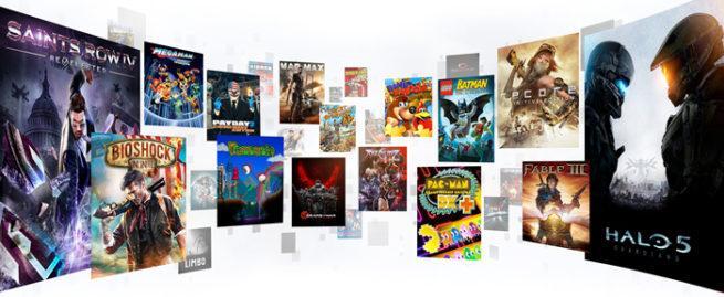 Microsoft juegos