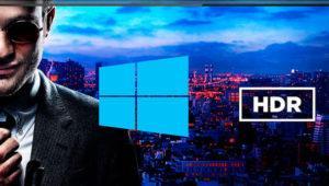 Cómo activar la reproducción en HDR de vídeos y películas en Windows 10