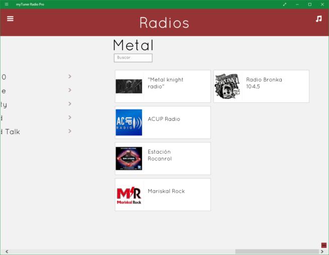 myTuner Radio - Metal