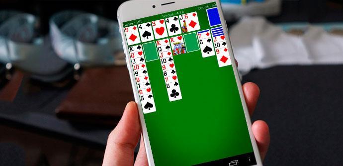 juegos de solitarios para el móvil