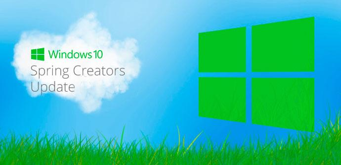 Ver noticia 'Windows 10 Spring Creators Update ya tiene fecha, y tendrá 18 meses de soporte'