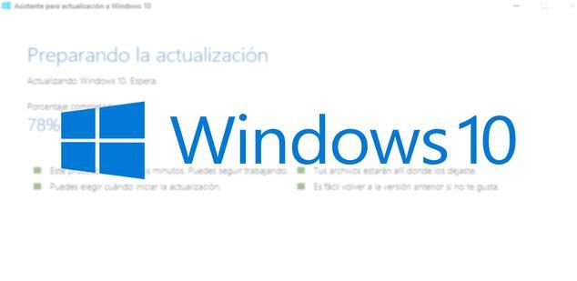 Ver noticia 'Windows 10 April 2018 Update: Ya puedes actualizar gratis Windows 10 a esta nueva versión'