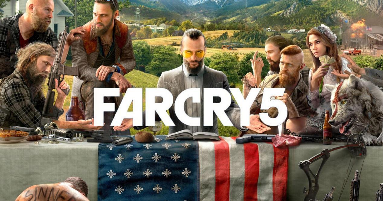 Ver noticia 'Far Cry 5 crackeado: rompen la protección Denuvo 5 en 20 días'