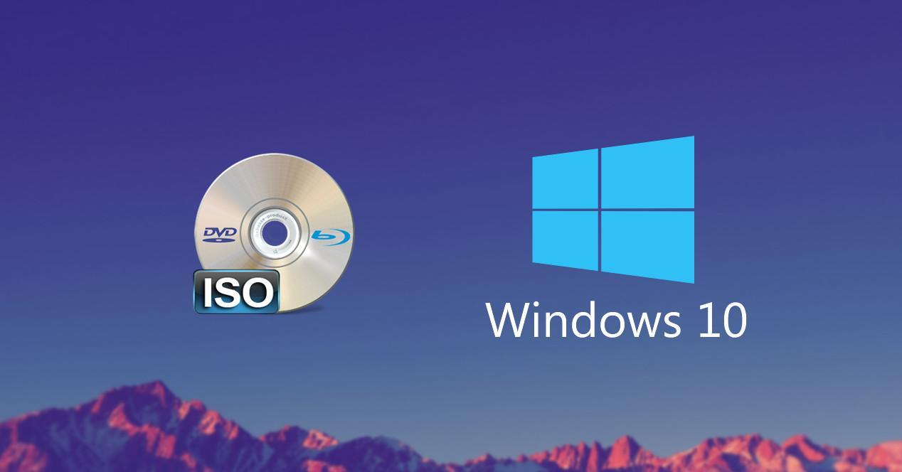 ISO Windows 10 Spring Creators Update