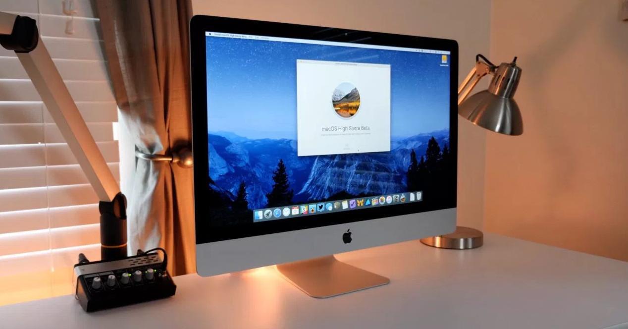 Mac macOS High Sierra