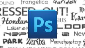 Cómo cambiar la fuente por defecto utilizada en Photoshop
