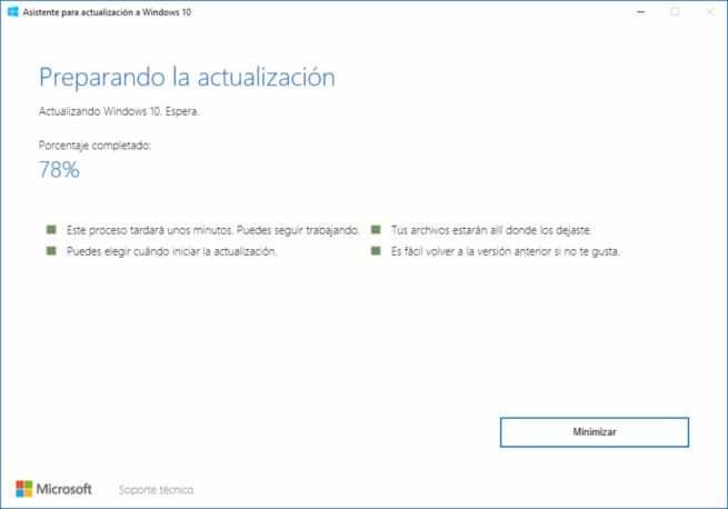 Windows 10 Spring Creators Update RTM - Asistente Actualización 4