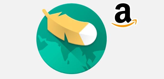 Ver noticia 'Amazon quiere conquistar Android con su nuevo navegador web'