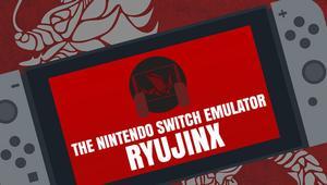 RyujiNX, el emulador de la Nintendo Switch ya carga juegos