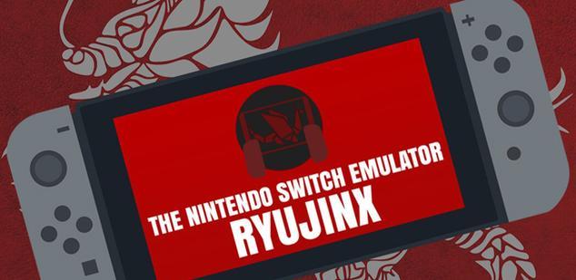 Ryujinx El Emulador De La Nintendo Switch Ya Carga Juegos