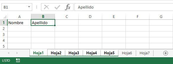 diferentes archivos por cada hoja de Excel