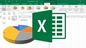 Cómo exportar los gráficos de un Excel