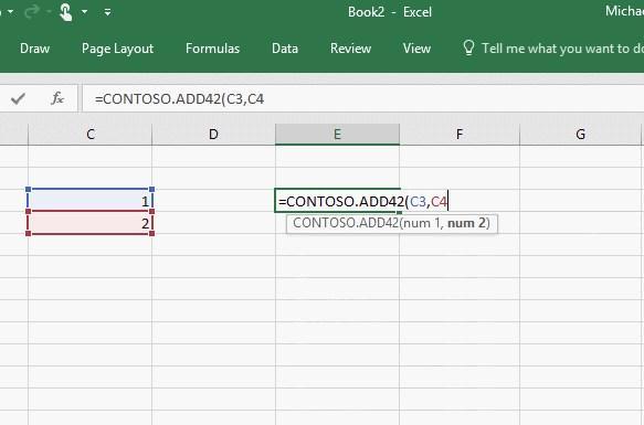 Excel JavaScript