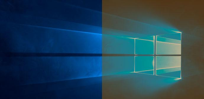 Filtro Azul Windows 10