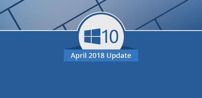 Windows 10 April 2018 Update SDK